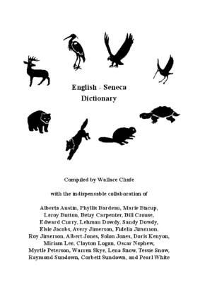 SENECA-DICTIONARY-FINAL