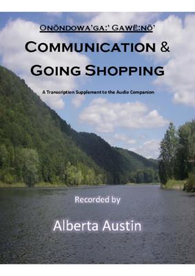 Communication & Going Shopping (Alberta Austin)