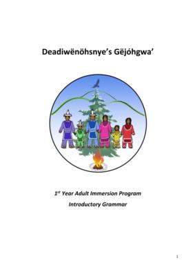 DG 1st Year Intro Grammar Revision 2