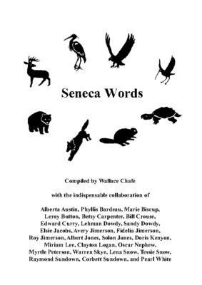 Seneca Words (Chafe)